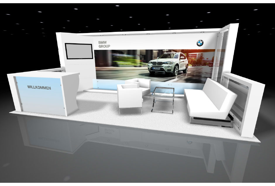 BMW Booth